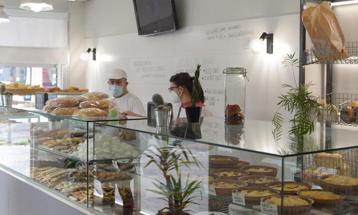 Renovierung der Bäckerei Araba Fenice in Formigine (Modena)