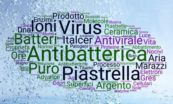 Piastrelle antibatteriche: scopriamo come funzionano?