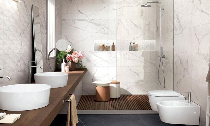 Alle Badezimmerstile - Teil 1