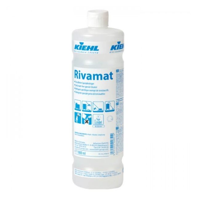 Rivamat | Deep cleaning detergent for PVC floorings