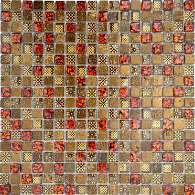Glass Nilo Mosaico 30x30 h