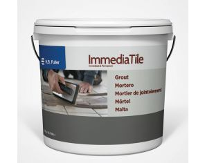 Immediatile Grout White