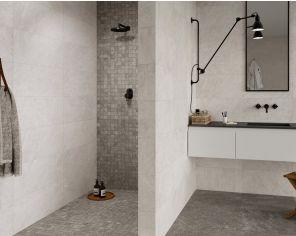 Bagno Effetto Pietra 30x60 White
