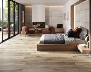 Livingroom Wood Effect 24x150 Ecr�