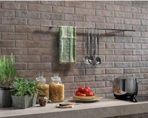 Kitchen Brick Effect 6x25 Mud