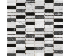 Muretti Carnico Mosaico 30x30 g