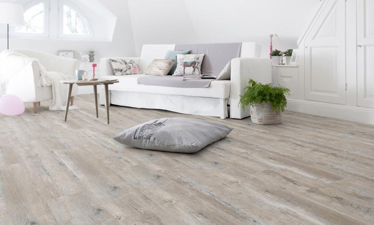 LVT wood effect